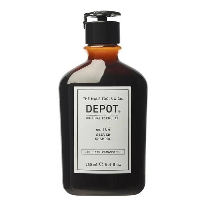 Bilde av  Depot No. 104 Silver Shampoo